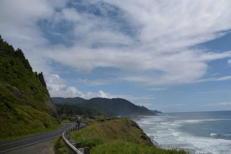 touring the highway 101