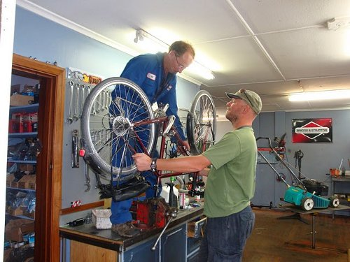 Henderson Cycle & Mower Centre